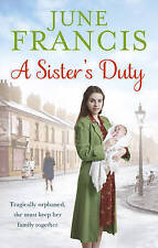 FRANCIS,JUNE-SISTER`S DUTY, A  BOOK NEW