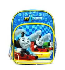 "Thomas & Friends 10"" Mini Backpack School Bag for Toddlers Thomas Tank Engine"