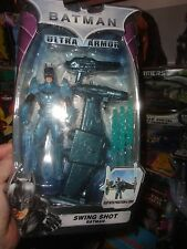BATMAN ULTRA ARMOR SWING SHOT BATMAN, NEVER OPENED