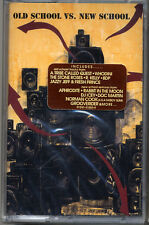 Old School Vs. New School by Various Artists Cassette (New, Factory Sealed)