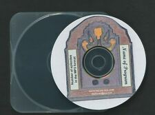 MYSTERY RADIO SHOW ASSORTMENT mp3 cd 53 OTR dramatic  broadcasts +  plastic case
