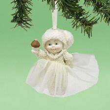 Dept 56 Snowbabies New 2014 GODDESS OF CHOCOLATE Ornament Snowbaby #4037324 BNIB