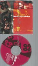 CD--CARDSLEEVE-RED HOT CHILI PEPPERS--THE HITS--PROMO