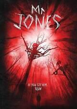Mr. Jones (DVD, 2014, Slip-case Cover)