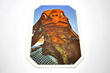 * Sea Devils - Vintage 1970s Classic Doctor Who Ty Phoo card 6 * 1976