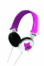 Lexibook Barbie Stereo Headphones Earphones with Interchangeable Headbands Pink