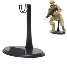 """1/6 Scale Dollhouse Display Stand Holder fit 12"""" Dolls Action Figures Black"""