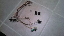 Neato Vacuum XV Bumper, Drop, Magnet Dust Bin Sensors Set-USED original parts