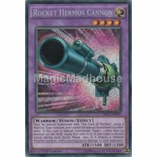 YU-GI-OH! DRAGONS OF LEGEND 2 * DRL2-EN010 Rocket Hermos Cannon