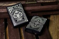 Bicycle Spirit Blue Silver Edition Playing Cards by Playing Cards Dot Net