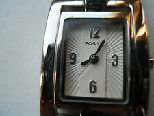 Fossil women's quartz battery water resistant & Analog watch.Es-1983