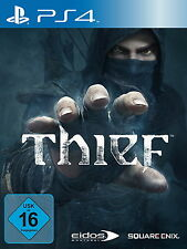 Sony PLAYSTATION 4 ps4 gioco Thief