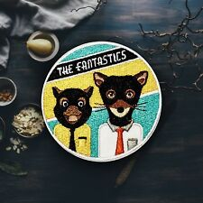 The Fantastics (Mr. Fox & Badger) Patch (Free Shipping US)