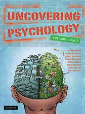 Uncovering Psychology VCE Units 1 and 2 with CD-ROM, Wiseman, Matthew, Whelan, K