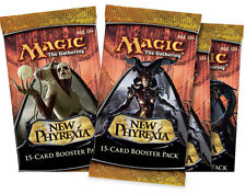 Magic Mtg Mirrodin New Phyrexia Factory sealed Booster Pack (Wizards of Coast)