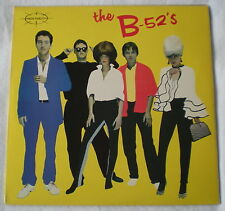 THE B-52's  - THE B-52's       UK 1st press  debut LP