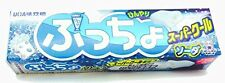Puccho stick soda Chewing Candy 10 grains x10 pieces Japan