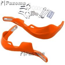 Orange Handguards Hand Guard For KTM 125 150 250 300 400 450 505 525 Dirt Bike