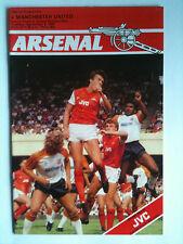 1983/84 Arsenal v Manchester United 1st Division