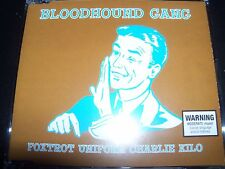 Bloodhound Gang Foxtrot Uniform Charlie Kilo Australian CD Single – Like New
