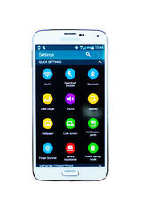 Samsung Galaxy S5 SM-G900A-32GB(16g on board)-Shimmery White (AT&T) Smartphone