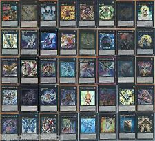 Yu-Gi-Oh! *10* XYZ Number Cards Pack with Rares & Holos No Duplicates