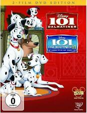 "Walt Disney  2-Film DVD Set ""101 Dalmatiner I und II"" -NEU/OVP- Spec. Collection"