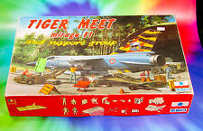Tiger Meet Mirage F1 Support Group ESCI 1/48th Airplane Scale Model Kit 1983