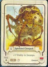 GUARDIANS CCG SPECKLED CLAMJACK  VO COMMON