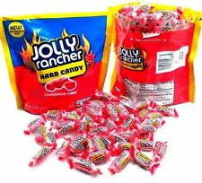 2 bags JOLLY RANCHER CINNAMON FIRE 13oz Bulk Vending Machine Fresh Candy Candies