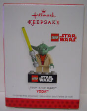2013 Hallmark Keepsake Ornament LEGO Star Wars Yoda-QXI2245
