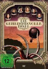 Die Geheimnisvolle Insel (2012) / DVD - Neu OVP