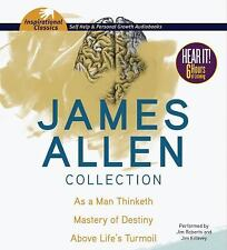 James Allen Collection : As a Man Thinketh, the Mastery of Destiny, above...