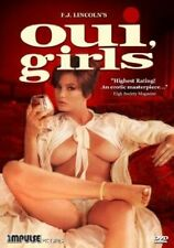 OUI GIRLS ADULT SHARON KANE PAUL THOMAS JOEY SILVERA ANNA VENTURA NEW WS + TRKG!