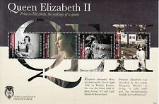 Antigua & Barbuda 2012 MNH Diamond Jubilee 4v Sheet Queen Elizabeth II Reign