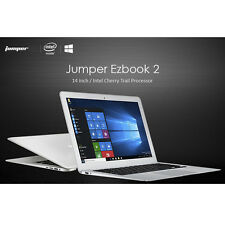 Jumper EZbook 2 Ultrabook Laptop Windows 10 14.1 Inch 1080p HD Notebook 4 GB RAM