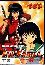Inuyasha - Secret of the New Moon (Vol. 5) DVD New