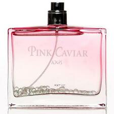 Axis Pink Caviar Perfume for Women 3.0 oz Spray edt New tester