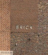 BRICK (9780714868813) - WILLIAM HALL (HARDCOVER) NEW