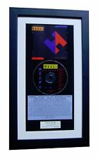 HEART Brigade CLASSIC CD Album GALLERY QUALITY FRAMED+EXPRESS GLOBAL SHIPPING