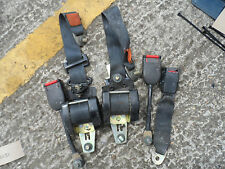 Toyota Starlet Seatbelts Part mainly front KP60 KP61 RWD