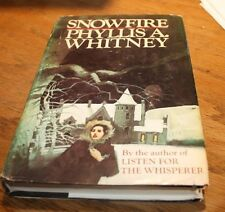 Snowfire by Phyllis A. Whitney
