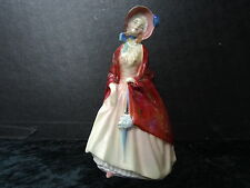 "Royal Doulton Figure - ""Paisley Shawl"" HN 1988, Style 3, Issued 1946-1975"