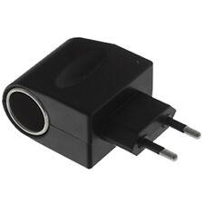 Ladegerät Netzteil Adapter von 12V KFZ auf 220V Steckdose / Spannungswandler