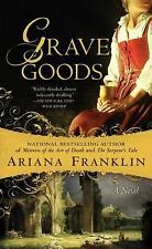 Grave Goods (Mistress of the Art of Death), Ariana Franklin, Good Condition, Boo