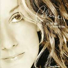 All The Way..a Decade Of Song - Celine Dion CD COLUMBIA