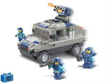SPECIAL FORCES ARMORED HUMMER * 265 pcs * COMPATIBLE BRICKS * Blocks