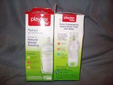 playtex baby nurser bottle with drop in liners 2 pack NEW!!