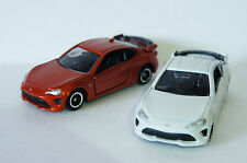 TOMICA~ No.86 TOYOTA 86 Orange(初回) & White 2 cars ~ 1/60  Free Shipping