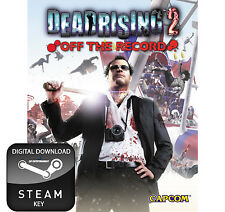 Dead Rising 2 off the record Llave PC de Steam
